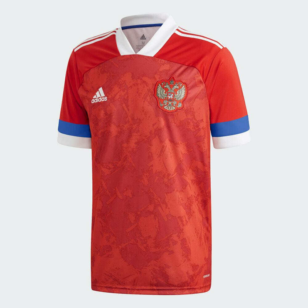 Camisa Rússia 2020-2021 Adidas