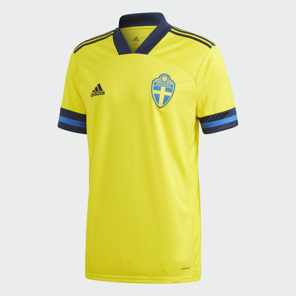 Camisa Suécia 2020-2021 Adidas