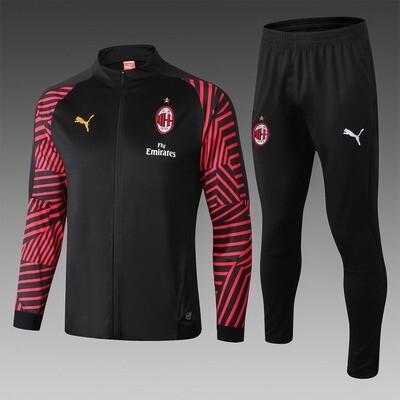 Kit Agasalho de Treinamento  Milan 2019