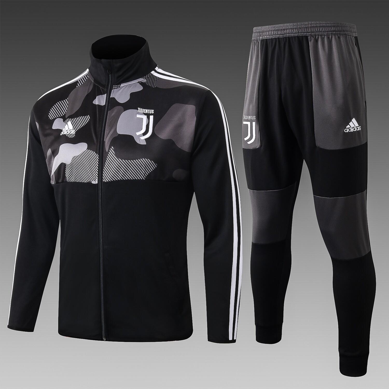Kit Agasalho de Treinamento Juventus 2019/2020