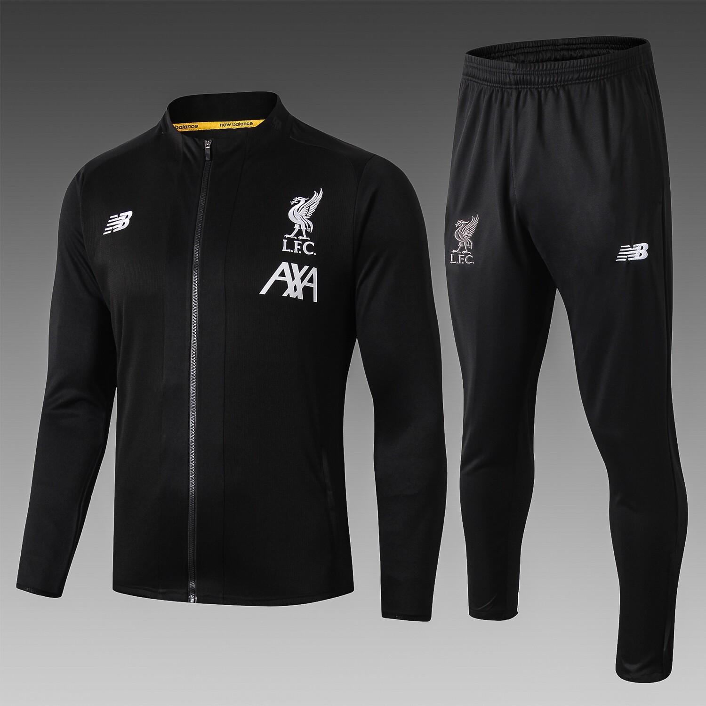 Kit Agasalho de Treinamento Liverpool New Balance 2020/21