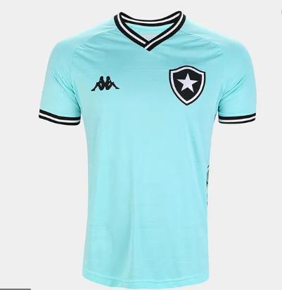 Camisa Botafogo goleiro Jogo 3 Kappa 2019/20 - Verde