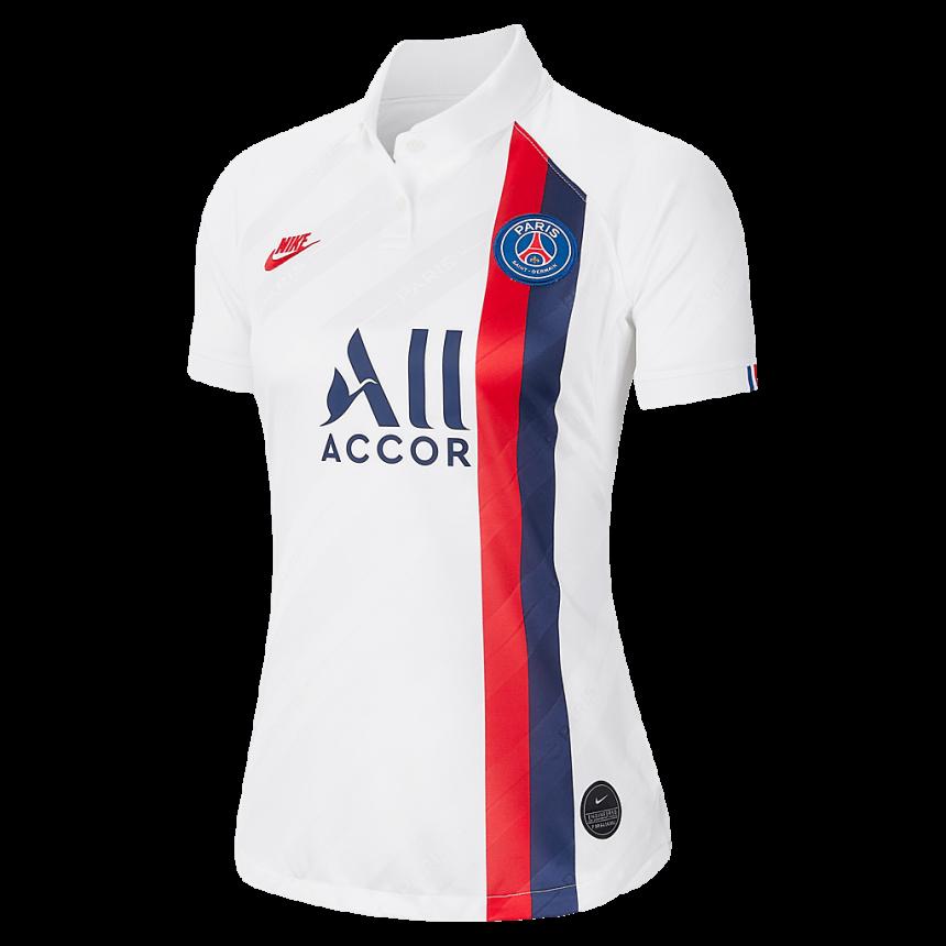 Camisa Nike PSG III 2019/20 Torcedora Pro Feminina