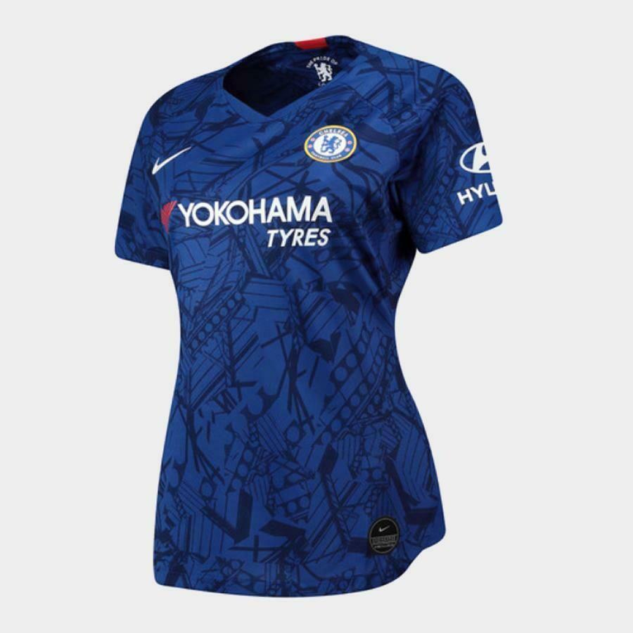 Camisa Chelsea 2019-20 Home-Feminina