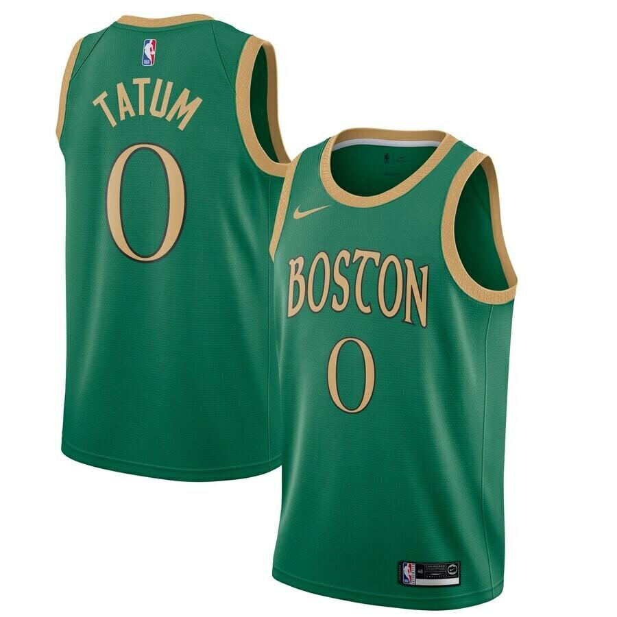 Camisa Boston Celtics -Jayson Tatum #0