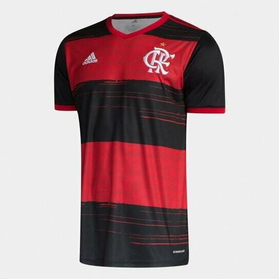 Camisa Flamengo I 2020/2021 adidas - Masculina