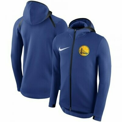 JAQUETA NIKE GOLDEN STATE WARRIORS THERMA FLEX SHOWTIME