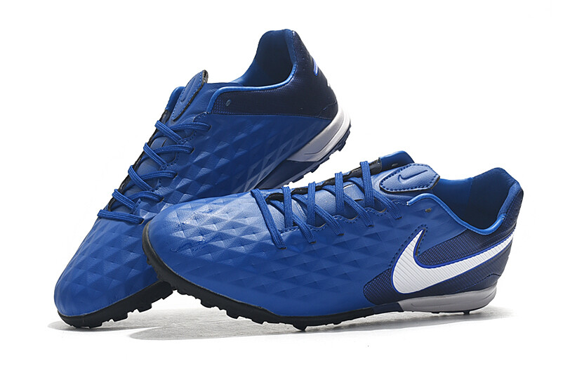 CHUTEIRA NIKE TIEMPO LEGEND 8 PRO TF SOCIETY - NEW LIGHTS AZUL