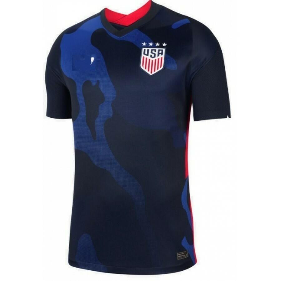 Camisa Seleção  Estados Unidos II 2020