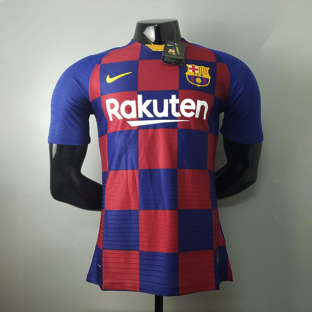 Camisa Barcelona I 19/20 Nike - Jogador