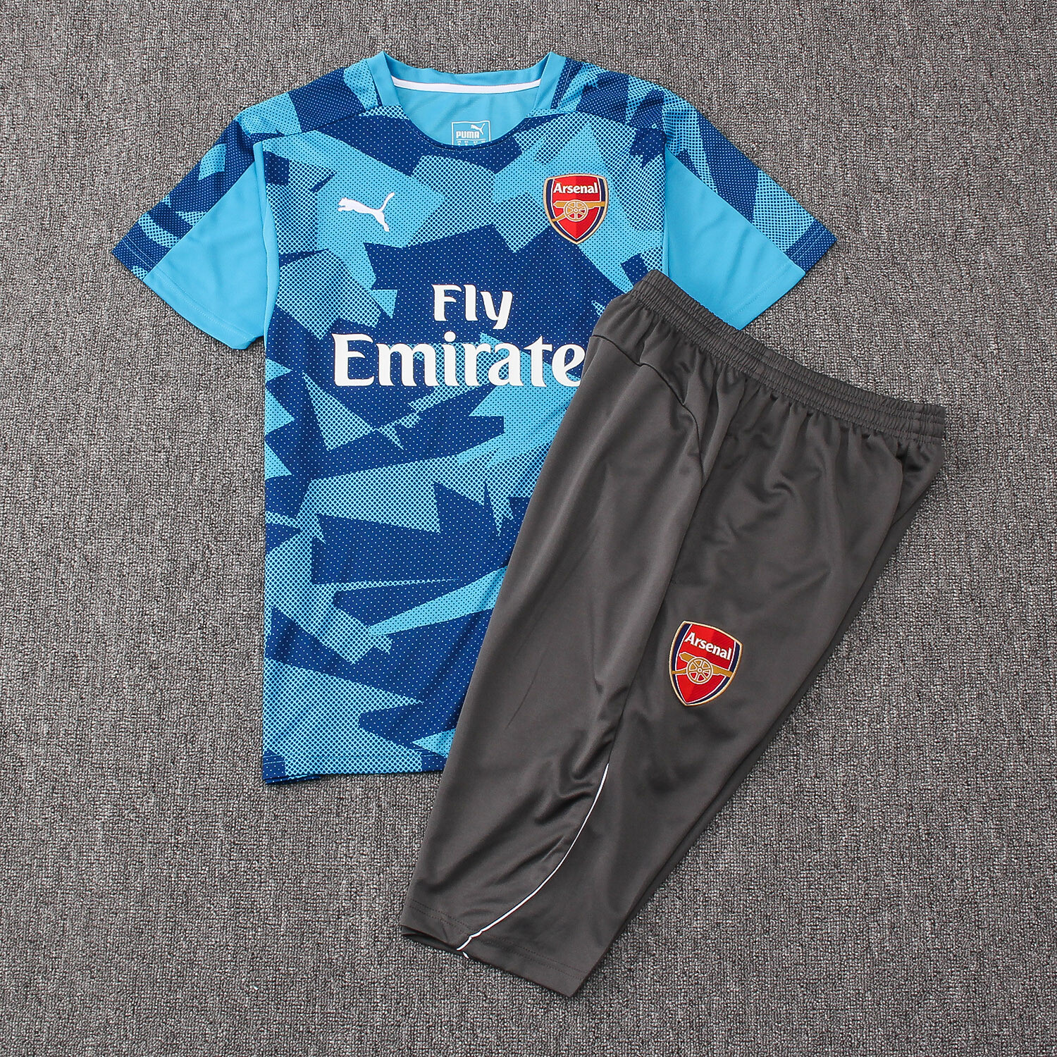 Kit Treinamento manga curta 2019/2020 Arsenal