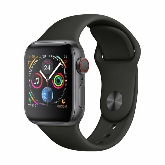 Smartwatch Iwo 10 com GPS