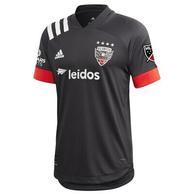 Camisa DC United 2020 Adidas MLS Torcedor