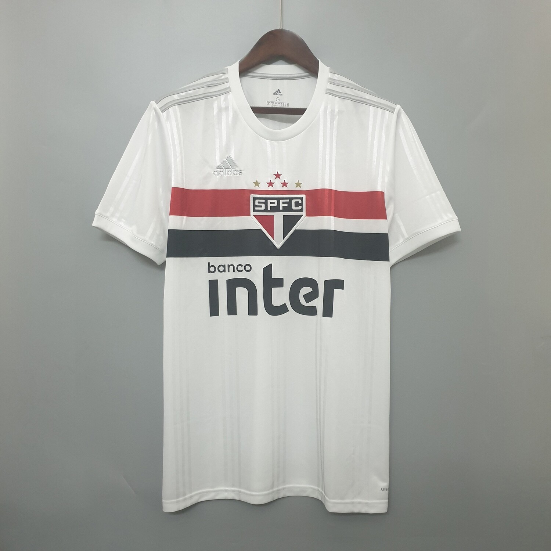 Camisa São Paulo I FC 2020-2021 Adidas