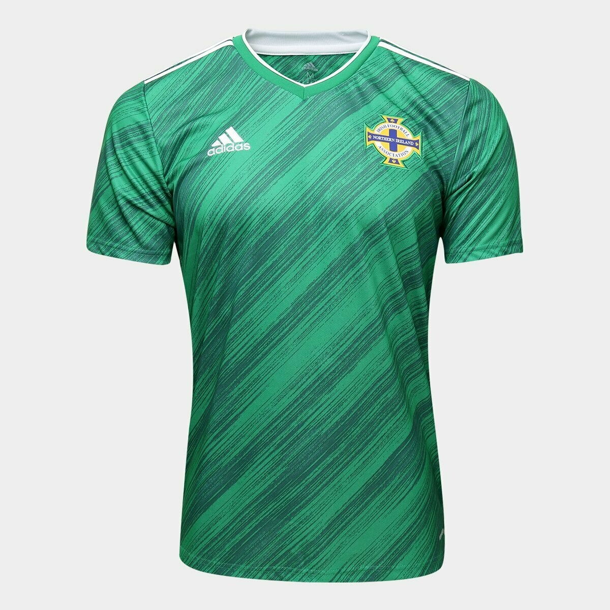 Camisa Seleção Irlanda Home 20/21 Torcedor Adidas Masculina - Verde