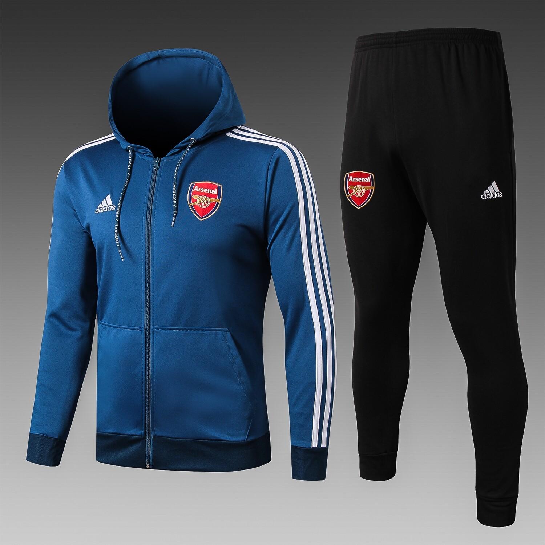 Kit Agasalho de Treinamento Arsenal 2020/2021