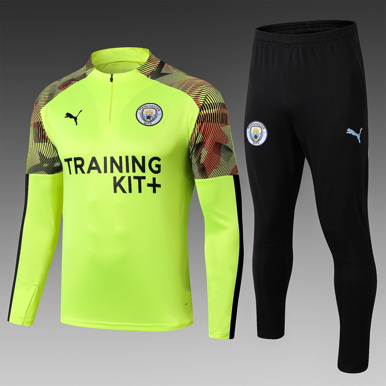 Kit Agasalho Manchester City