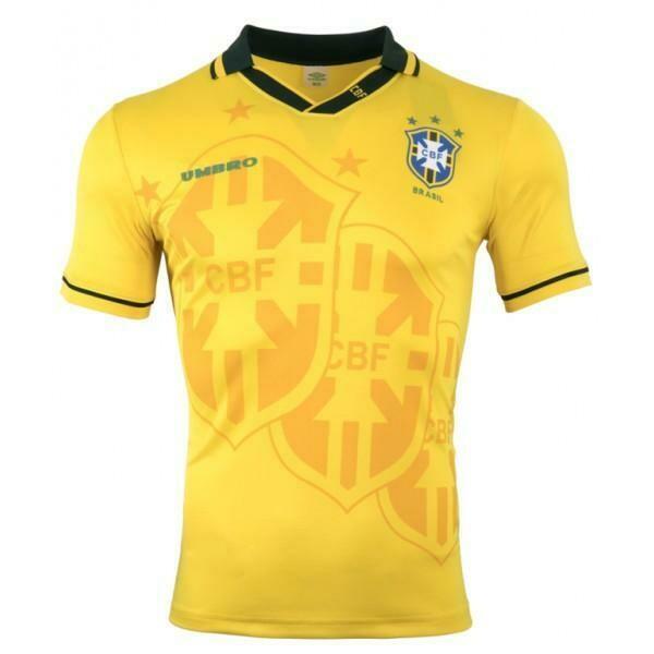 Camisa Seleção Brasileira Retrô 1994