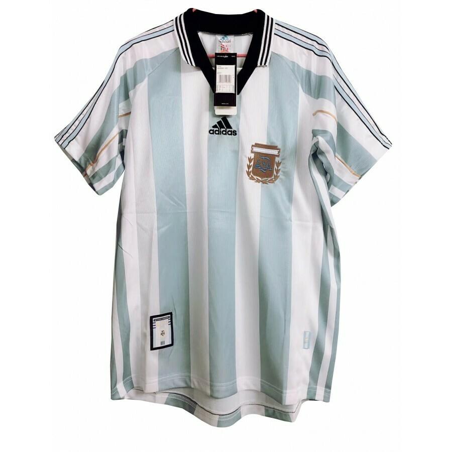 Camisa Argentina Home 98-99