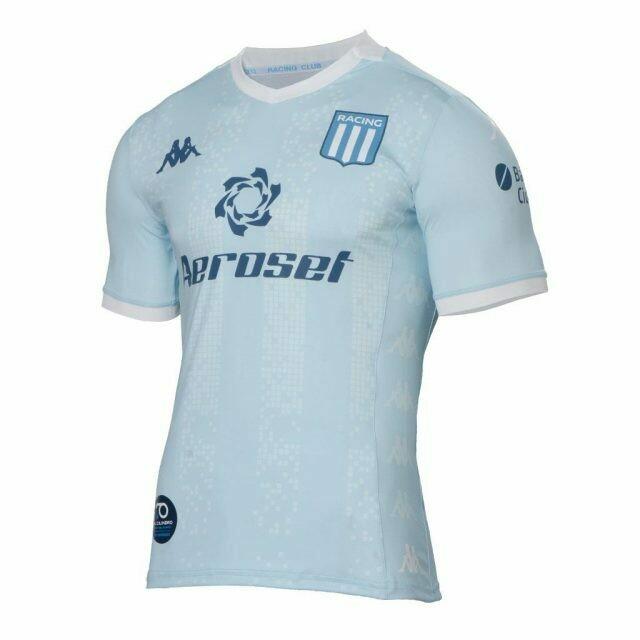 Camisa Racing Club 2020/2021 III Third Kappa