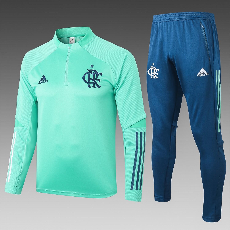 Agasalho Flamengo 20/21 Adidas Masculino