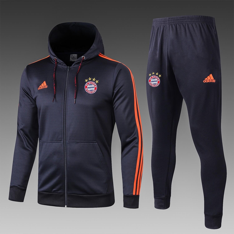 Kit Agasalho Bayern Munique