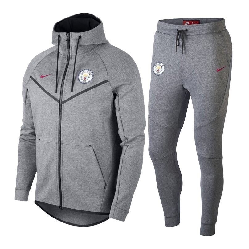 Kit Agasalho  Nike Manchester city 2018/2019