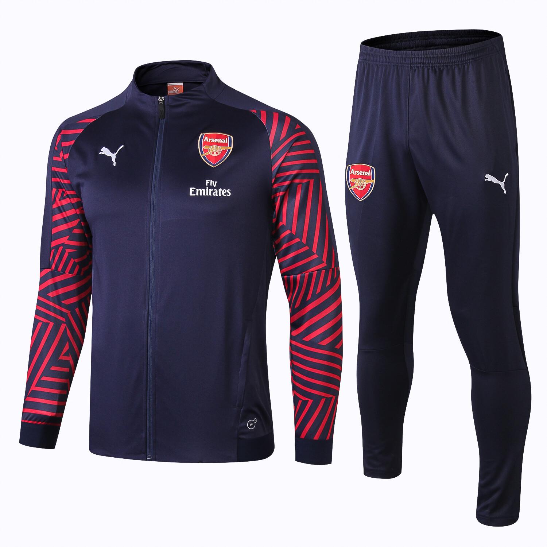 Kit Agasalho de Treinamento  do Arsenal 2018/2019