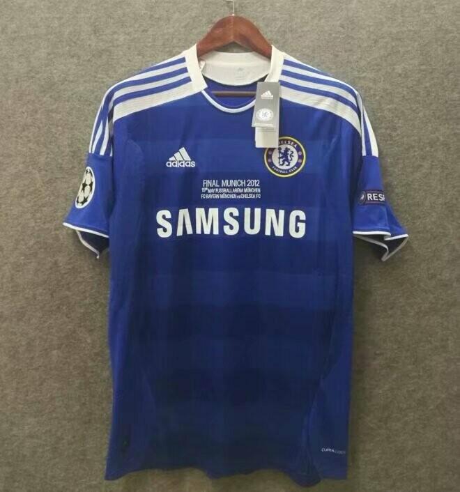 Camisa Chelsea 2012 adidas