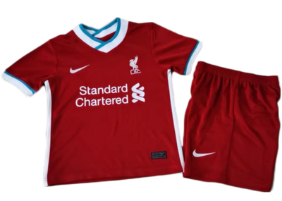 Camisa Liverpool Nike Infantil 2020/2021