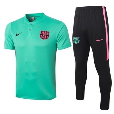 Conjunto de Treino Barcelona 2020/2021 Nike