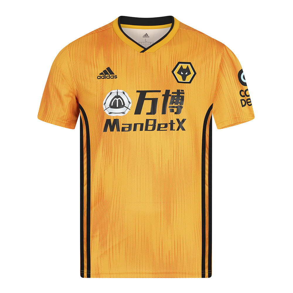 Camisa Wolves Home 19/20