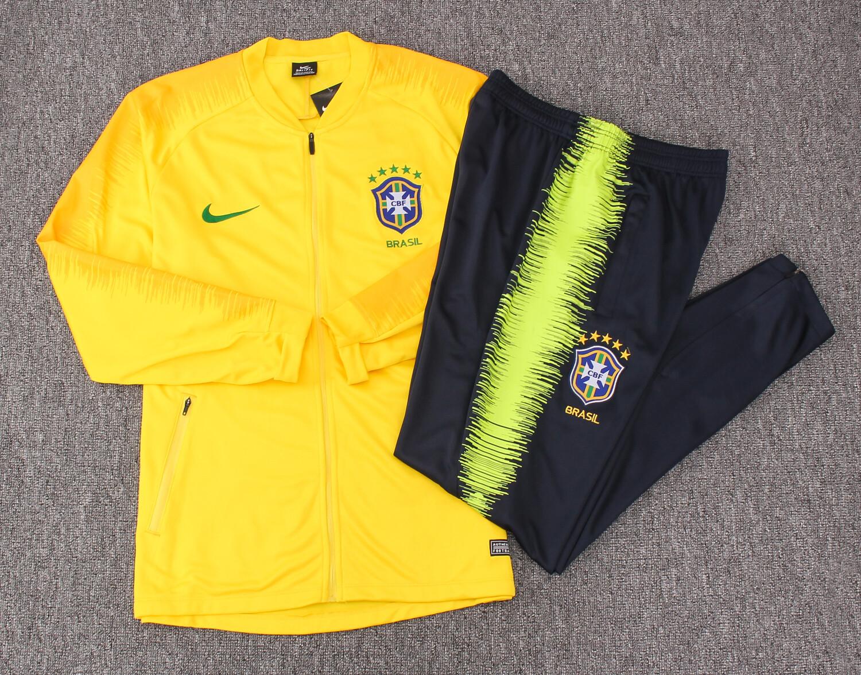 Kit Agasalho de Treinamento  Seleção Brasileira