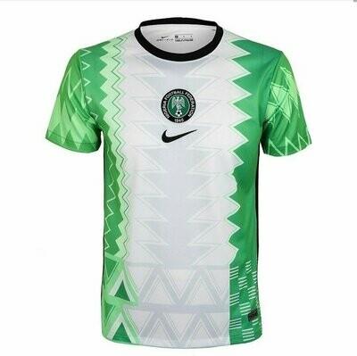 Camisa  Nigéria Home 2020-2021 Nike Pronta Entrega