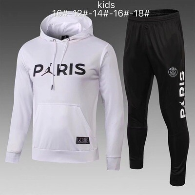 Kit Agasalho Infantil Paris Saint-Germain x jordan