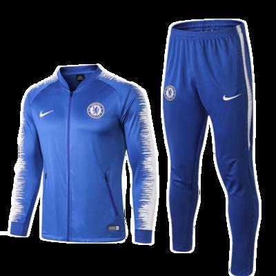 Kit Agasalho Infantil Chelsea Football Club 18/19