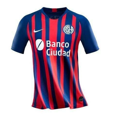 Camisa San Lorenzo - Home - Torcedor - 20/21