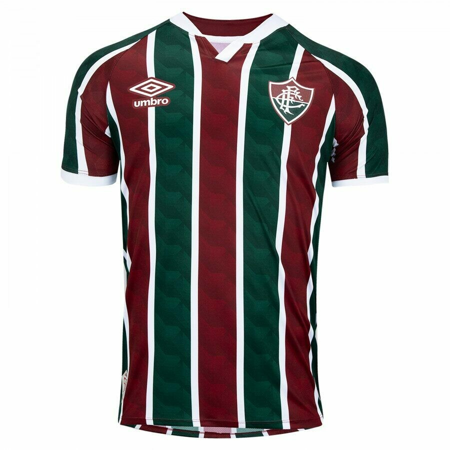 Camisa do Fluminense I 2020 Umbro - Masculina