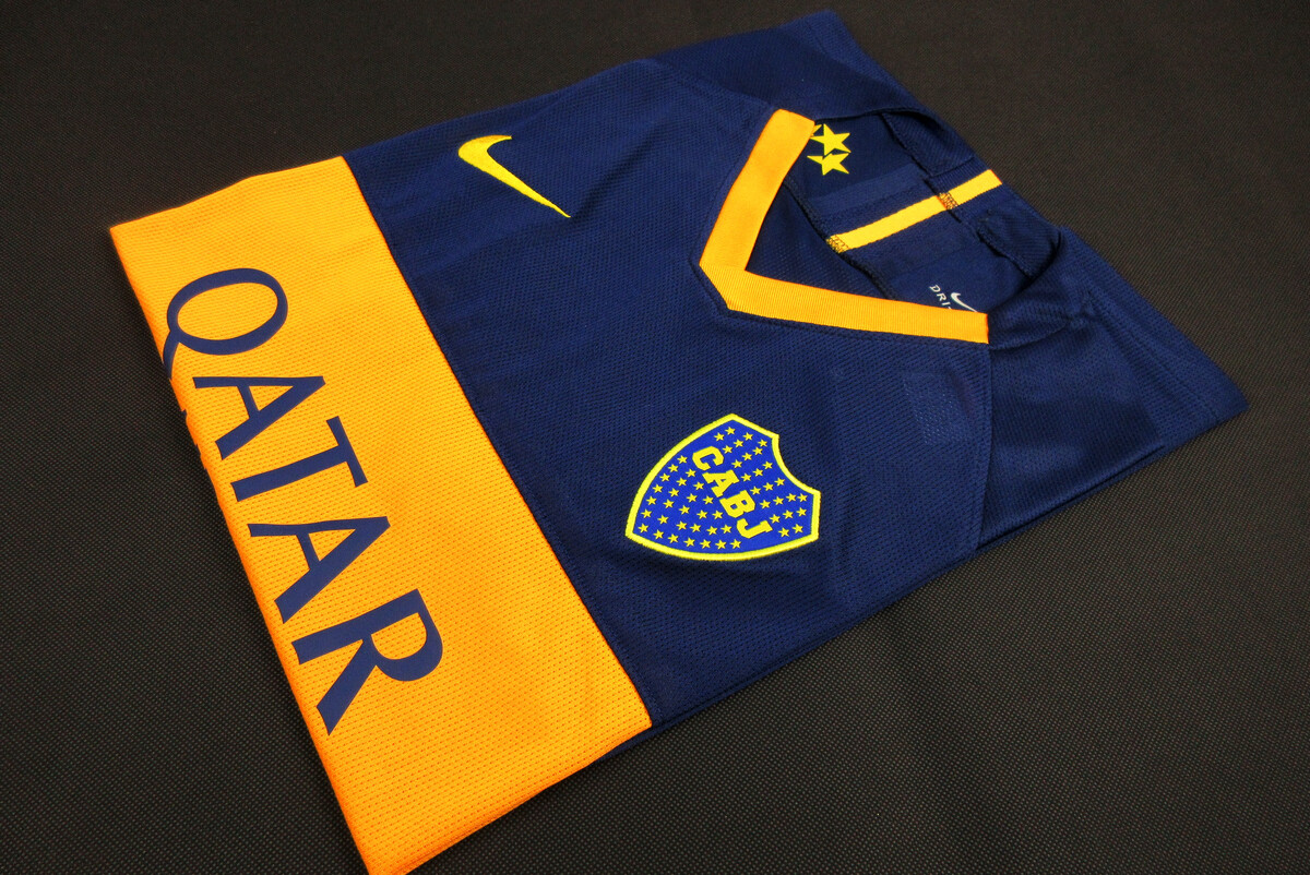 Camisa Adidas Boca Juniors I 19/20-Jogador
