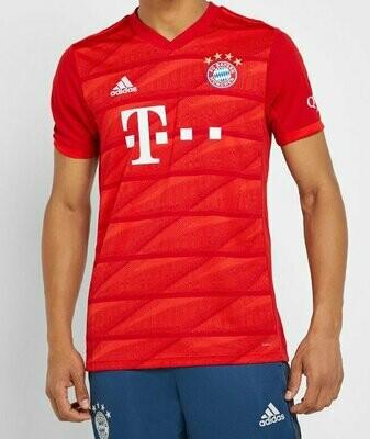 Camisa do Bayern de Munique I 2019-2020 Adidas Home