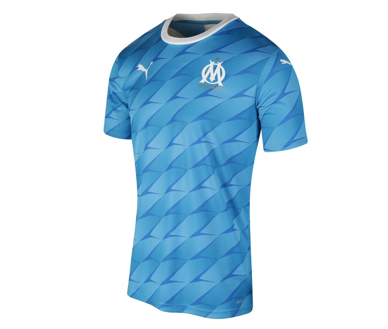 Camisa Olympique Marseille 2019-20 (Away-Uniforme 2) - Modelo Torcedor