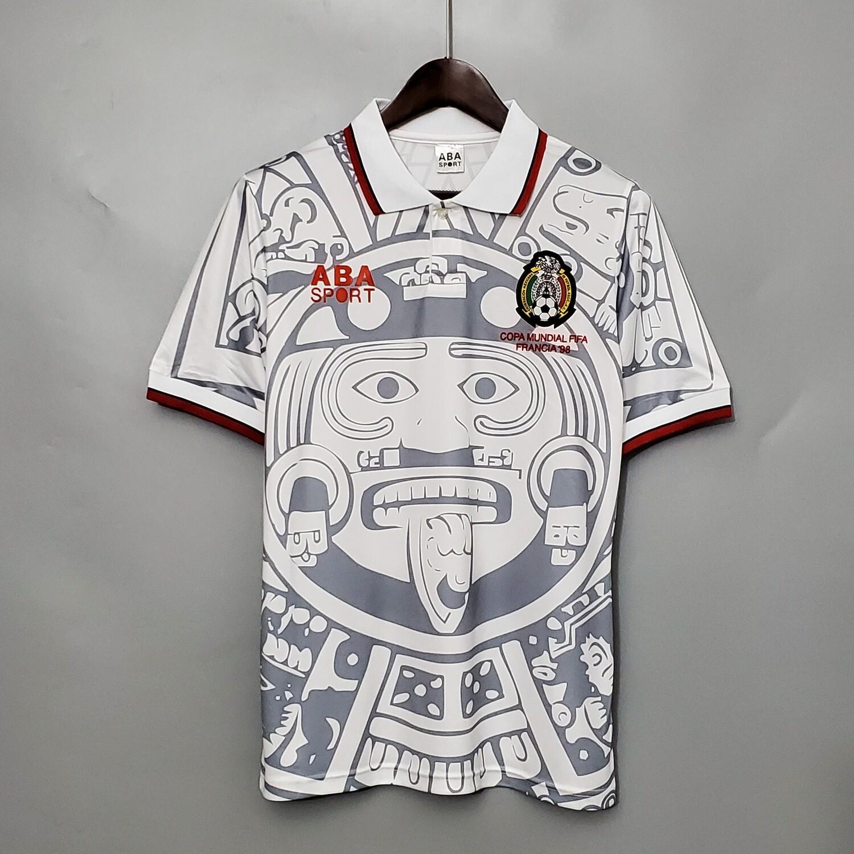 Camisa  México 1998 away