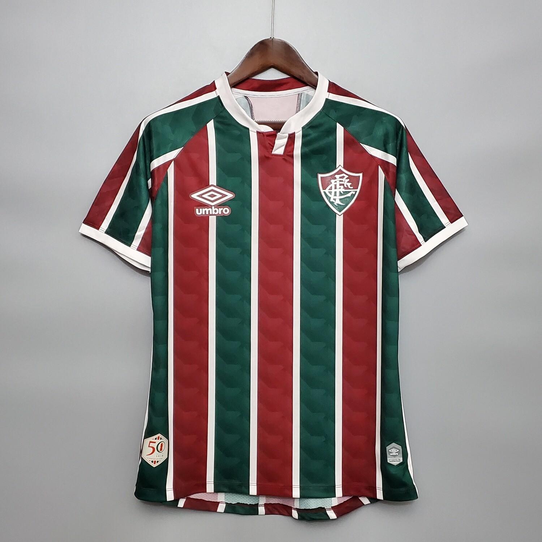 Camisa do Fluminense I 2020 Umbro - Masculina