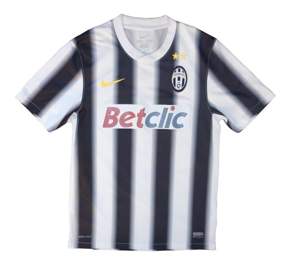 Camisa Juventus Retrô 2011/2012 Home Nike