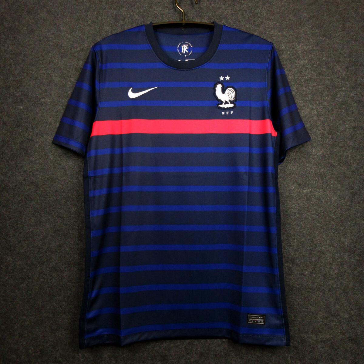 Camisa  França 2020 Home Nike | Eurocopa