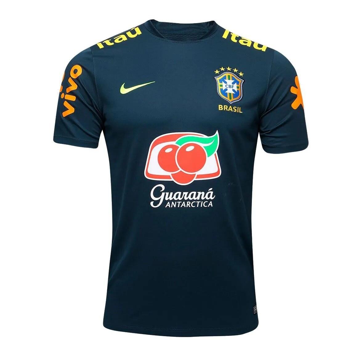 Camisa Seleção Brasileira Treino 2018/2019