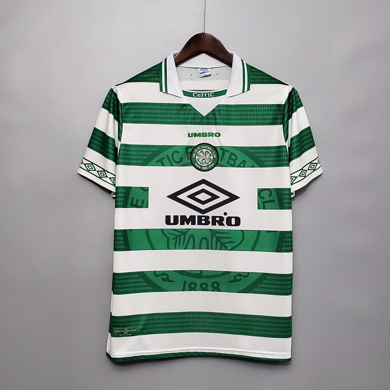 camisa celtic 1998 Retro