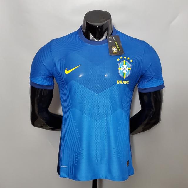 Camisa Brasil Away 2020 Versão Jogador