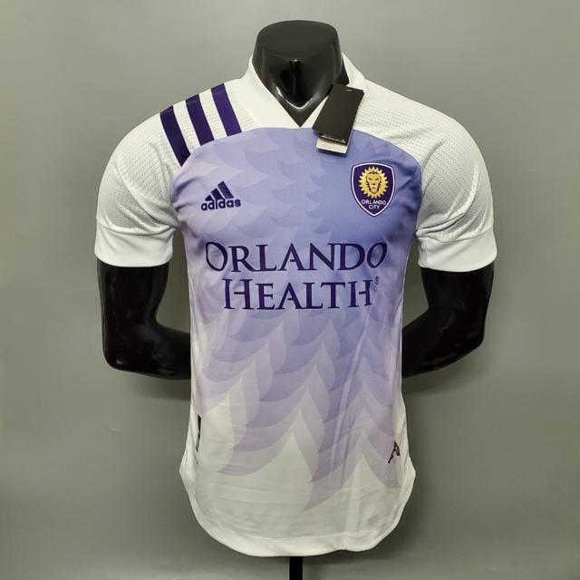 Camisa Orlando City Away 2020/21 Versão Jogador