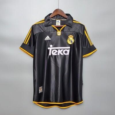 Camisa Real Madrid Away  1998/1999